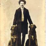 Lord John Scott  также начал импортировать собак
