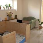 Комната для родов и послеродового периода собаки