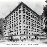 Отель Вестминстер