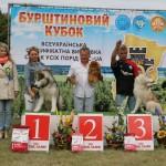 Победитель Бурштынового Кубку - Гольф